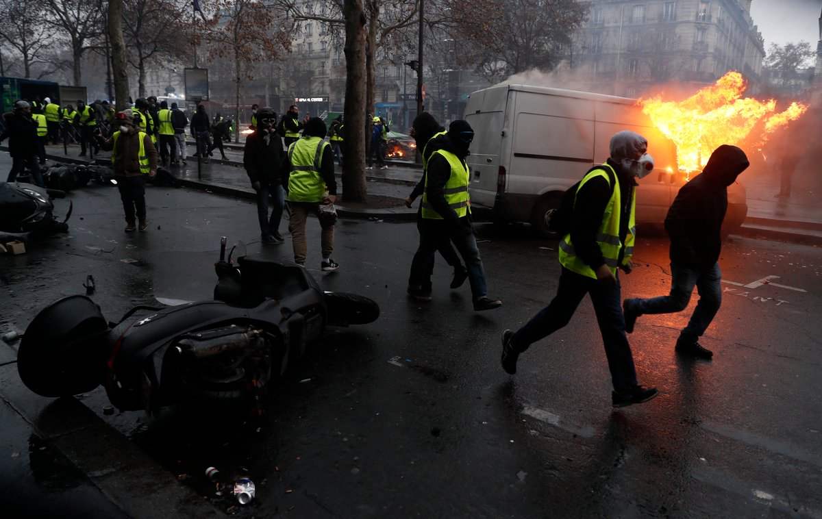 bbc france fuel unrest - 1200×758