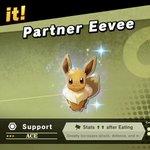 Vanaf 14-12 worden er spirits van Partner Pikachu en Partner Eevee toegevoegd aan Super #SmashBros. Ultimate! Je speelt ze automatisch vrij als je op je spelsysteem opgeslagen gegevens van hun #PokemonLetsGo-games hebt. Je kunt ze ook vrijspelen door uitdagingen te voltooien!