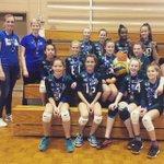 Image for the Tweet beginning: FCVC 13UG Blue team silver