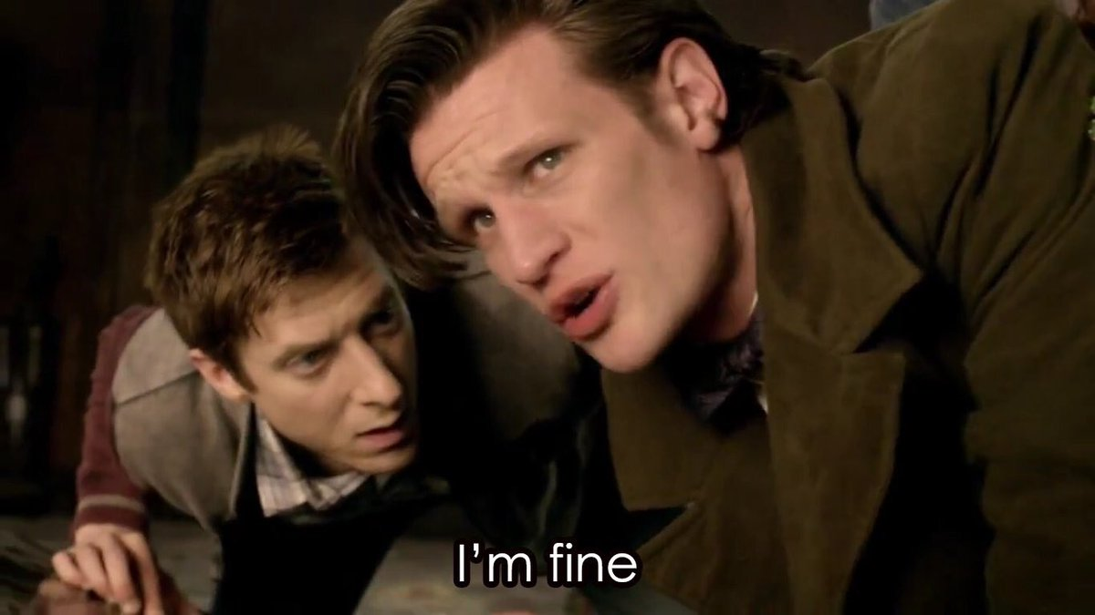 bbc: doctor who will return in 2020 Me:
