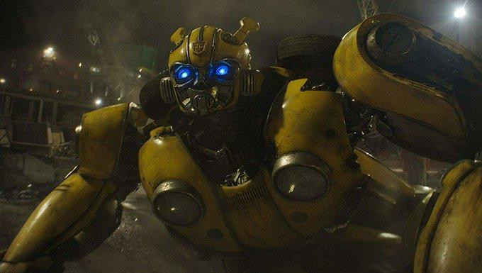 Good news, everyone! @BumblebeeMovie is the best @Transformers film yet! Photo