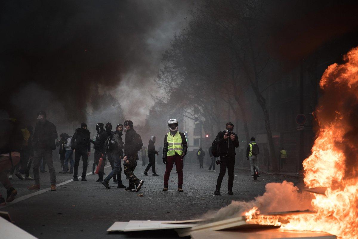 Comment sortir la France de la révolution «jaune»? https://t.co/3kLrxtCmAZ