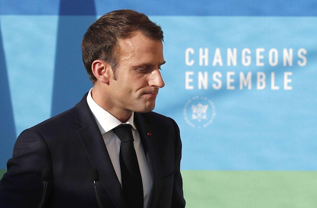 Emmanuel Macron: Französischer Präsident kündigt Rede an die Nation an https://t.co/lWFT2zL9js