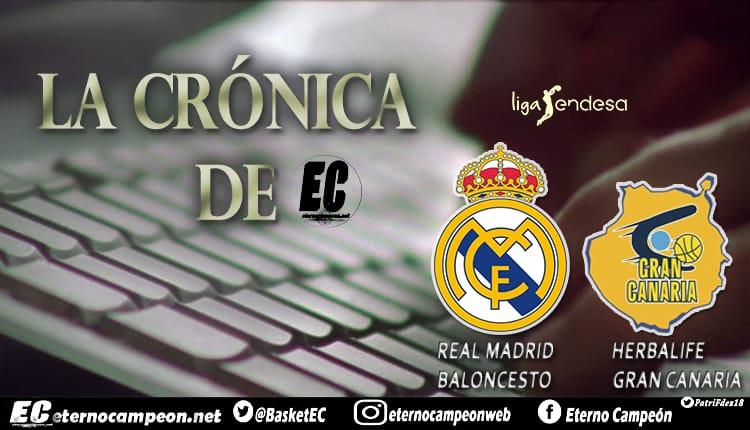 Crónica #DesdeElPalacio | Real Madrid 87-63 Herbalife Gran Canaria http://eternocampeon.net/cronica-real-madrid-87-63-herbalife-gran-canaria… Por: @pepo2204 Diseño: @PatriFdez18 #RMBaloncesto #LigaEndesa