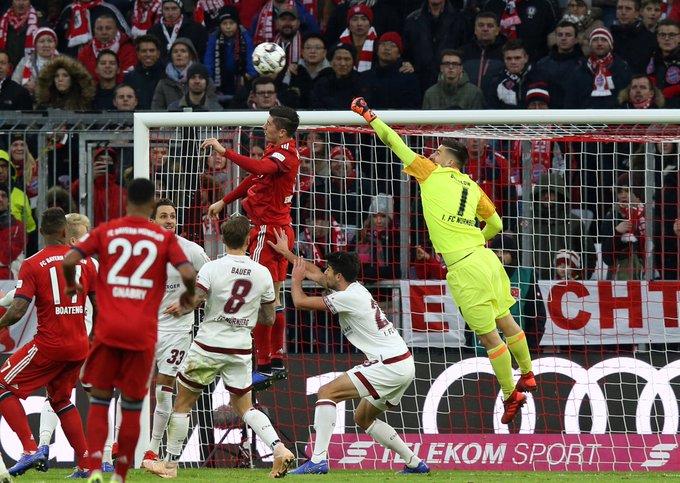 Match-Statistik: So schwach war der Club in München! #FCN #FCBFCN Foto