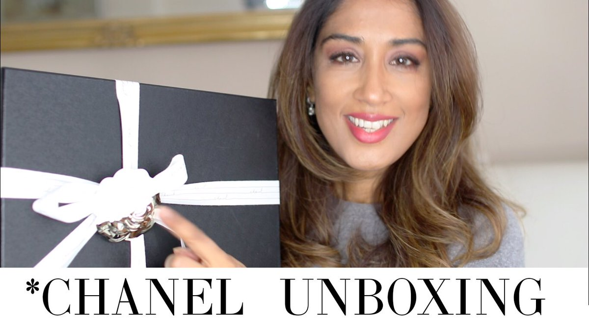 07d4ac04 Watch today's video for @CHANEL and also some @BALENCIAGA and @ZARA too!  CHANEL & BALENCIAGA UNBOXING | WINTER STYLE HAUL PART 2 | #ambarina ...