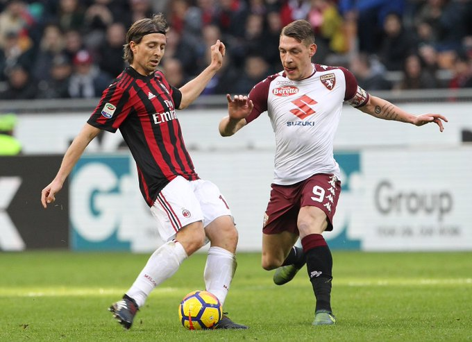 #ACMilan are unbeaten at the San Siro against Torino in Serie A since 1985: 15 wins and seven draws since then. #MilanTorino Foto