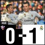 FT: Huesca 0-1 Real Madrid - https://t.co/XrXeNEf3rT #HuescaRealMadrid #MatchdayGoal