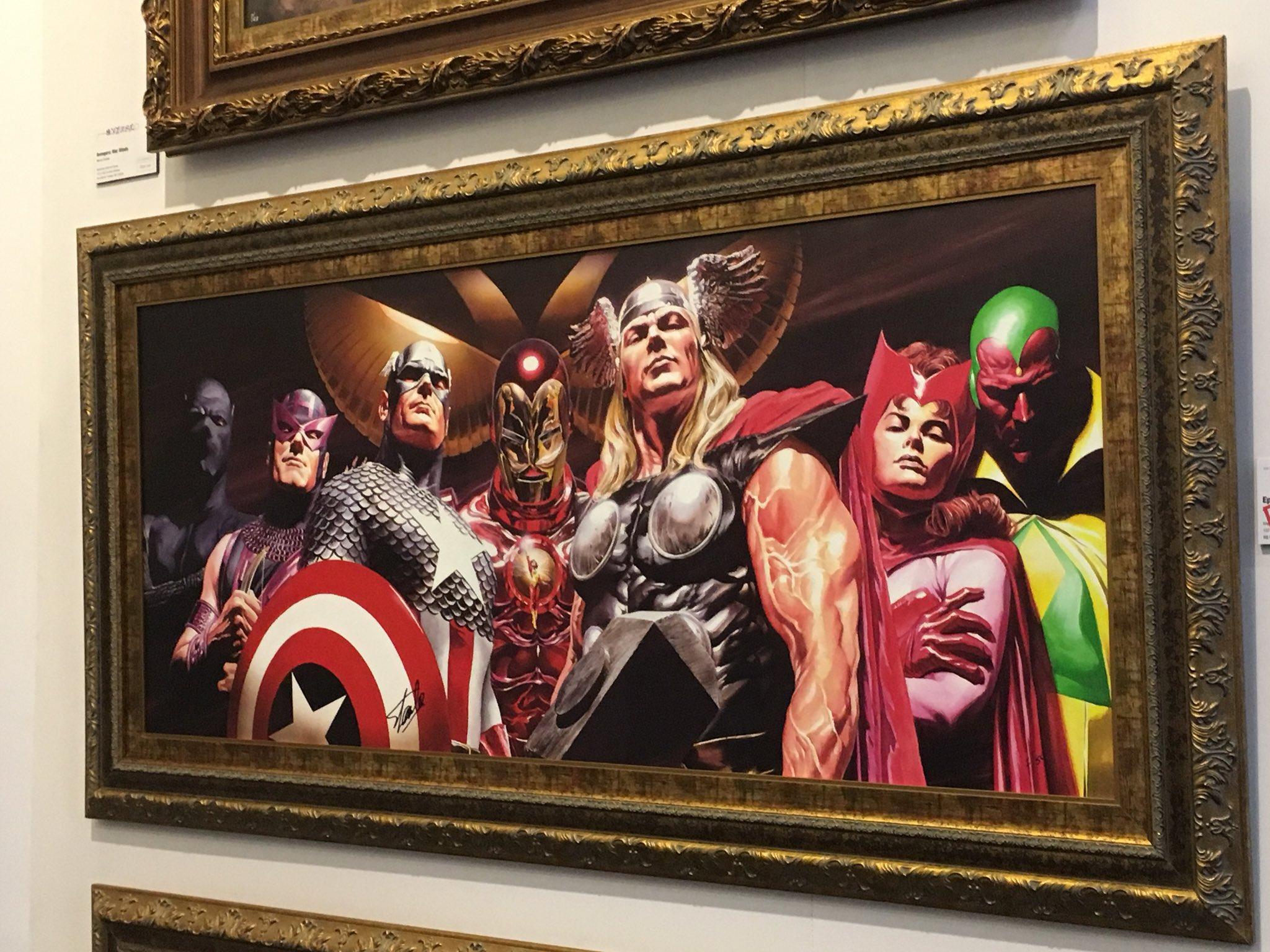 Vale a pena comprar na Iron Studios Fine Arts - Blog Farofeiros - Vingadores