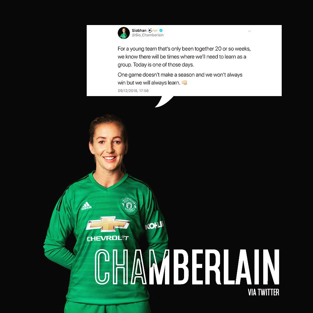 Couldn't have put it better ourselves, @Sio_Chamberlain ❤️ #muwomen