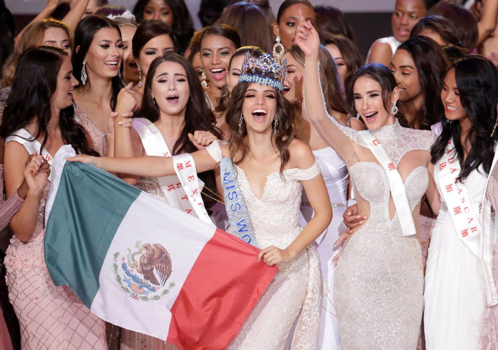 #MissWorld2018: Mexico's beauty wins the crown https://t.co/1ZxWWNIdVS #Mexico