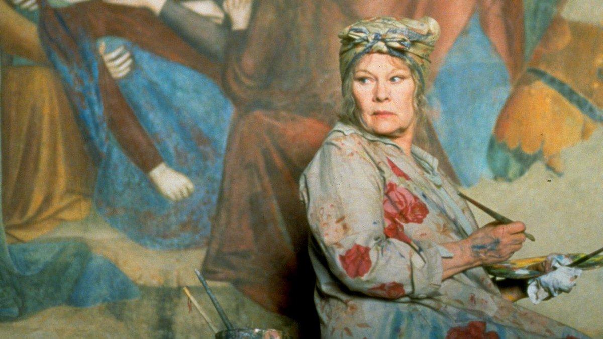 """Dr Robert Bohan Artist в Twitter: """"Tea with Mussolini (1999 ..."""