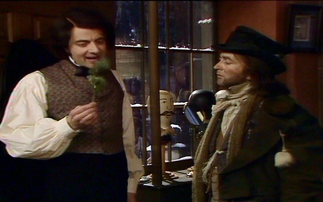 &quot;It's not what you've got — it's where you stick it.&quot; -Ebenezer Blackadder @BlackadderQtes #blackadder #britcoms #RowanAtkinson <br>http://pic.twitter.com/1uvk8wXySo