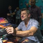 Andy Serkis Twitter Photo