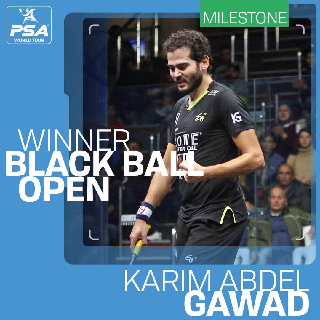test Twitter Media - Result: @BlackBallSquash final - @karimabdelgawad beats @AliFarag to win the title!   He wins 3-1: 11-6, 13-11, 7-11, 11-8 (62m) #BBSO18 #squash https://t.co/kd2rvsirRC