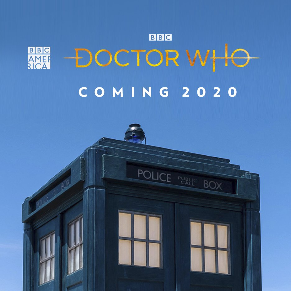 Friends New Season 2020 Doctor Who on BBC America on Twitter: