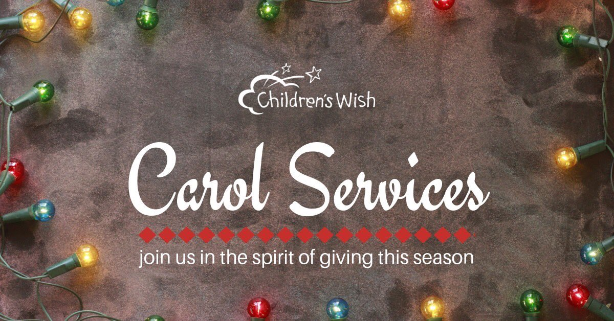 Children's Wish Christmas concert tonight in Pasadena will start at 7 p.m. Last week in #CornerBrook, the @CWFNL concert raised $1920 to help grant wishes. @PasadenaNL