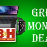Image for the Tweet beginning: #GreenMonday #Apple #deals are here: