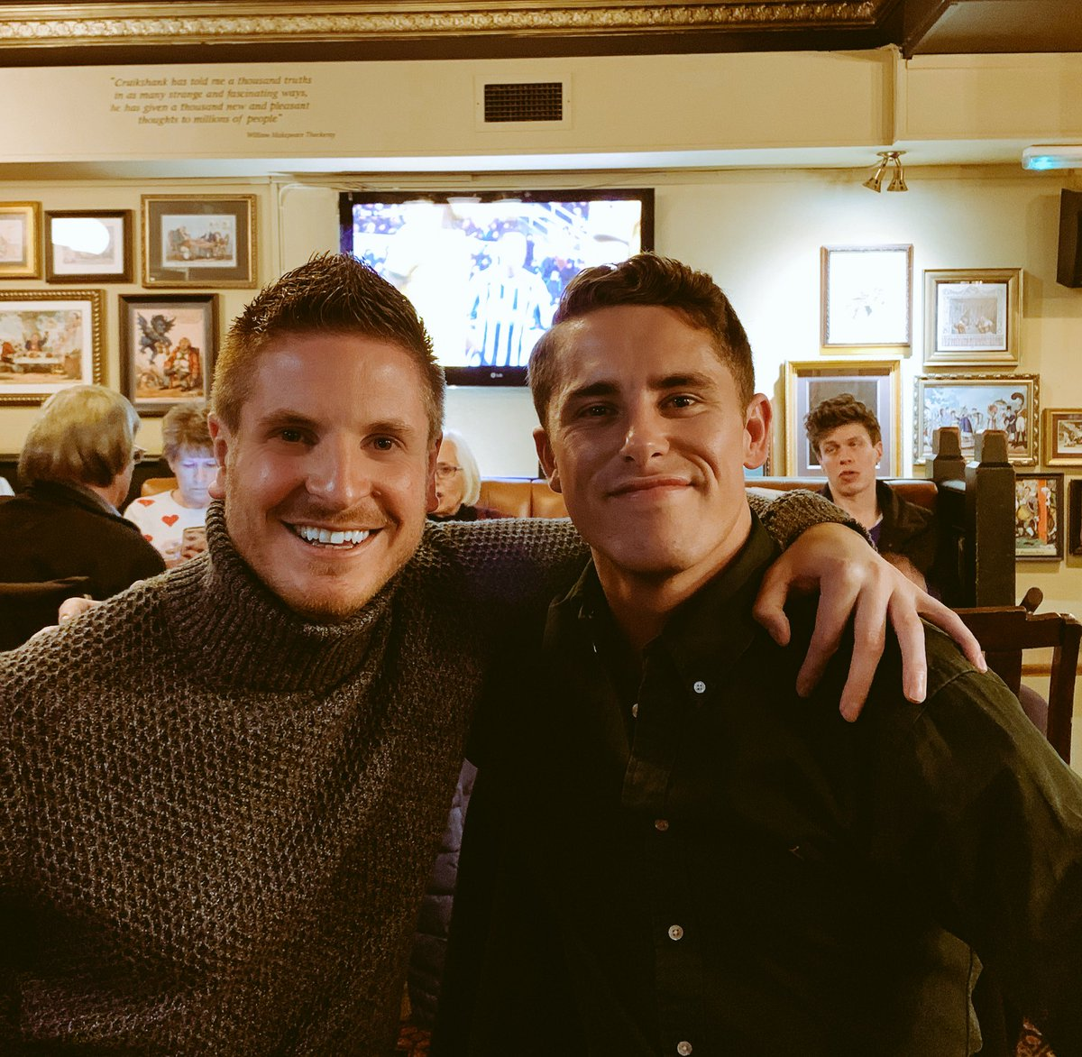 Awesome to catch up with Jack while he is over from Australia! @dallascup referees reunited again! Great lad and top referee. #referee #football #ally #lgbt #RainbowLaces