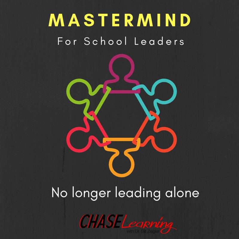 Join a Mastermind for School Leaders - No Longer Leading Alone, Lead Together - Join at   https://www. chaselearning.org/mastermind  &nbsp;    #principalsinaction #principal #education #teacher #assistantprincipal #Prinleaderchat #collaborate #mastermind #edleadership #edleaders #principaltoday #NASSP<br>http://pic.twitter.com/SfUyYXK1au