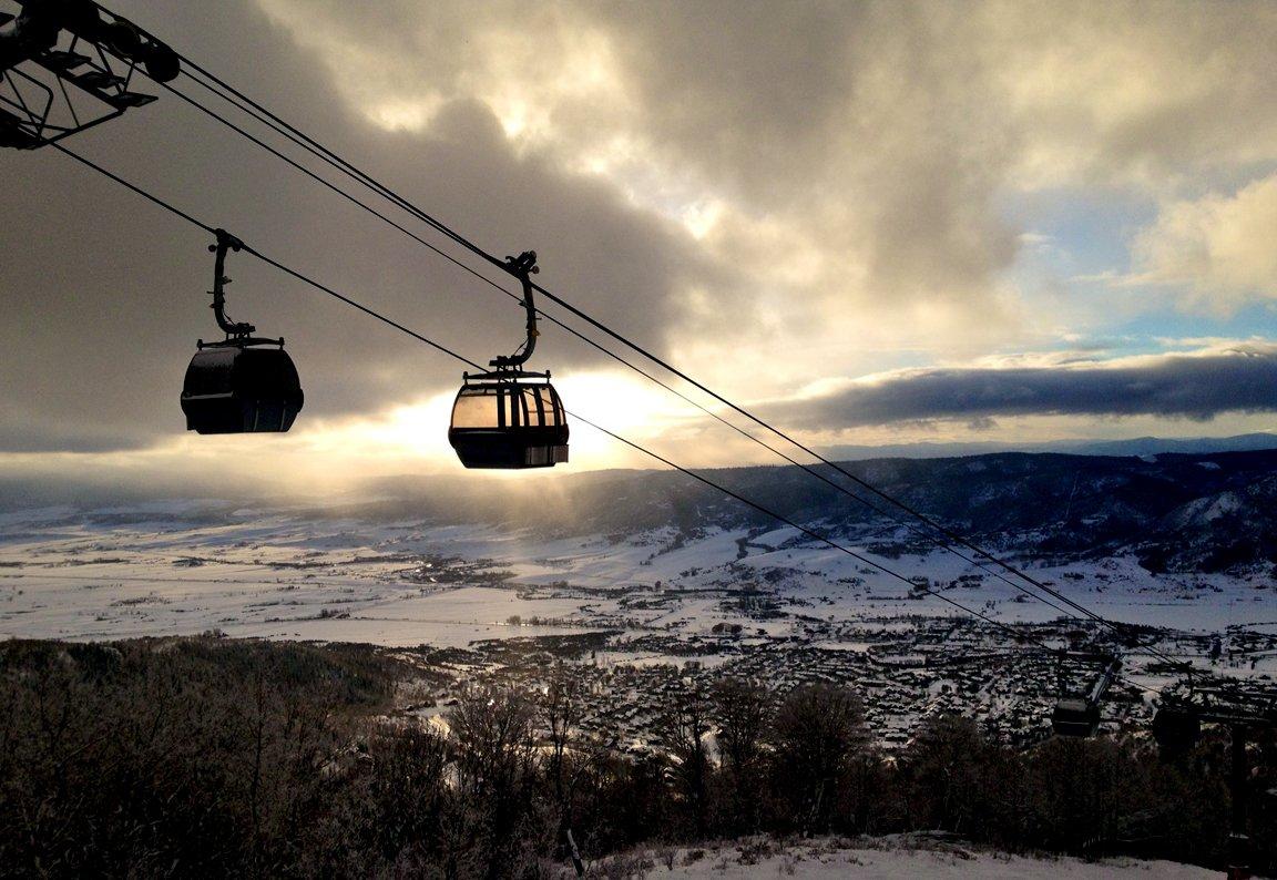 Ski Haus Steamboat >> Ski Haus Steamboat On Twitter Rise And Shine Downhill At