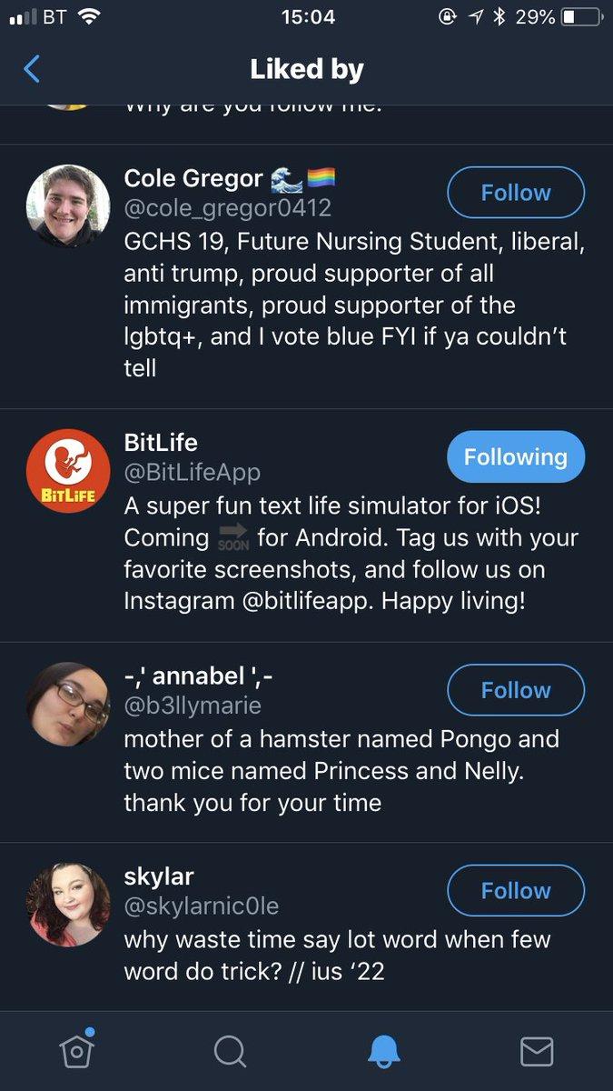 BitLife on Twitter: