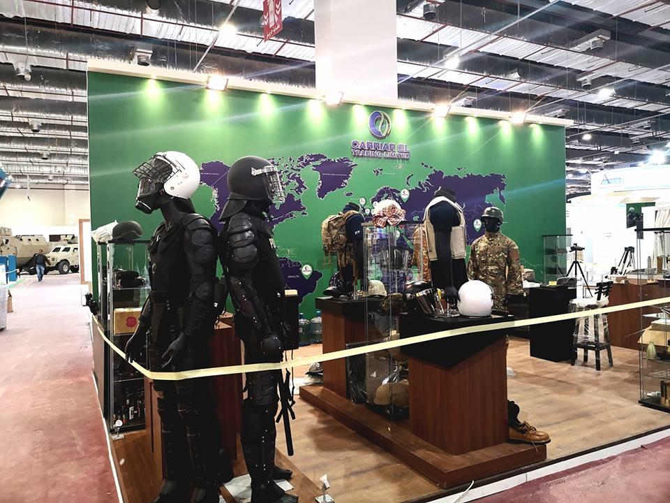 معرض مصر الأول للصناعات الدفاعية والعسكرية EDEX-2018 - صفحة 3 DtaMPjcWoAEjyPG