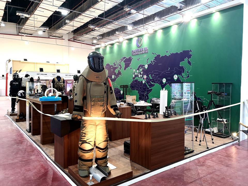 معرض مصر الأول للصناعات الدفاعية والعسكرية EDEX-2018 - صفحة 3 DtaMPjgWkAEDo-J