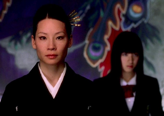 Happy birthday Lucy Liu. We\ll never forget her badass performance and killer moves in Kill Bill Volume I.
