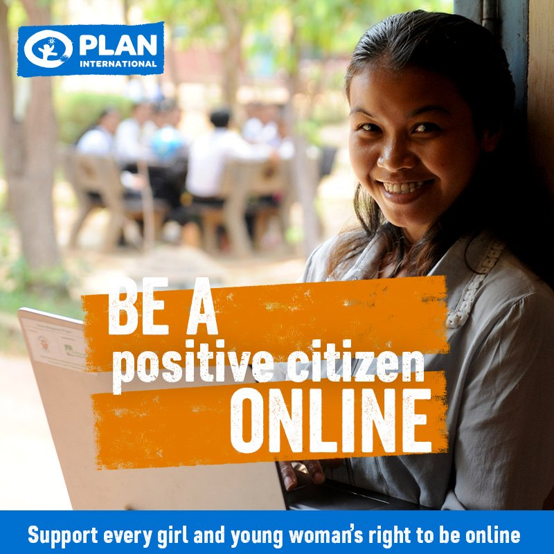 Girls must be able to speak up without abuse - on and offline. 💻 Show your support this #16DaysOfActivism by signing the #GirlsGetEqual pledge! #HearMeToo ➡️ https://bit.ly/2r5ygy2