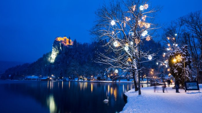 Feel Slovenia On Twitter Charming Lake Bled Is Waiting