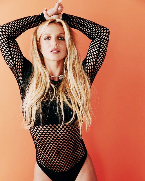 Happy Birthday to Britney Spears, she turns 37 today