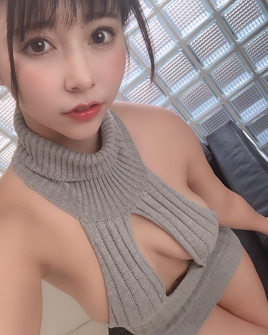 グラビアアイドル橘まりやのTwitter自撮りエロ画像6