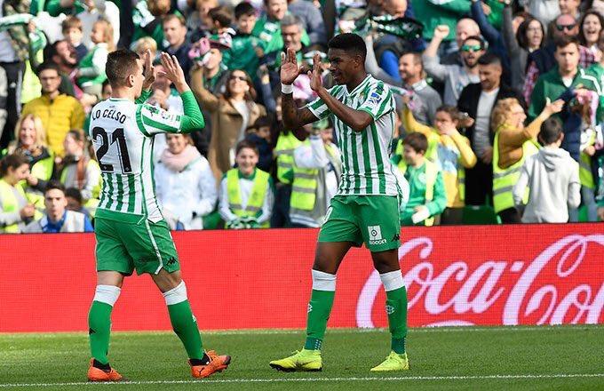 DtabOEJW0AA8OmH - Buts Real Betis / Real Sociedad résumé 1-0
