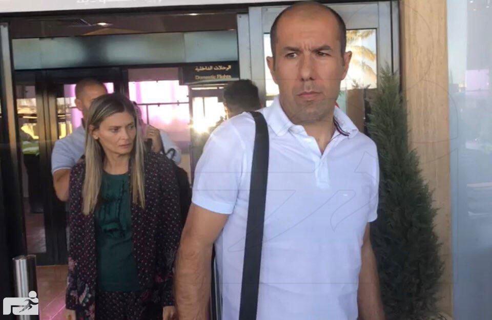 Leonardo Jardim has arrived at Saudi Arabia moments ago to finish his negotiations with Al-Nassr.