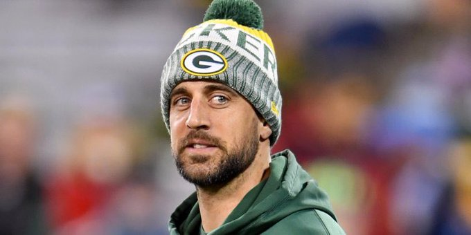 Happy Birthday, Aaron Rodgers!
