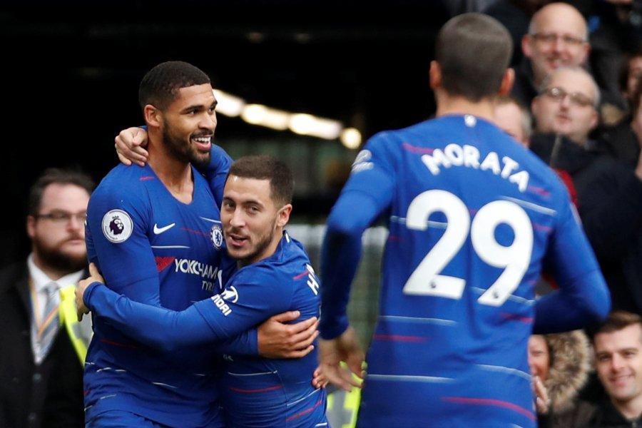 Résumé Chelsea 2-0 Fulham vidéo buts