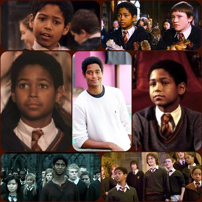 Happy Birthday Alfie Enoch, who played Dean Thomas in