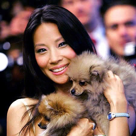 Happy 50th birthday to Lucy Liu