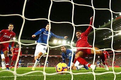 Liverpool is red🔴🔴❤️ #LFC #YNWA