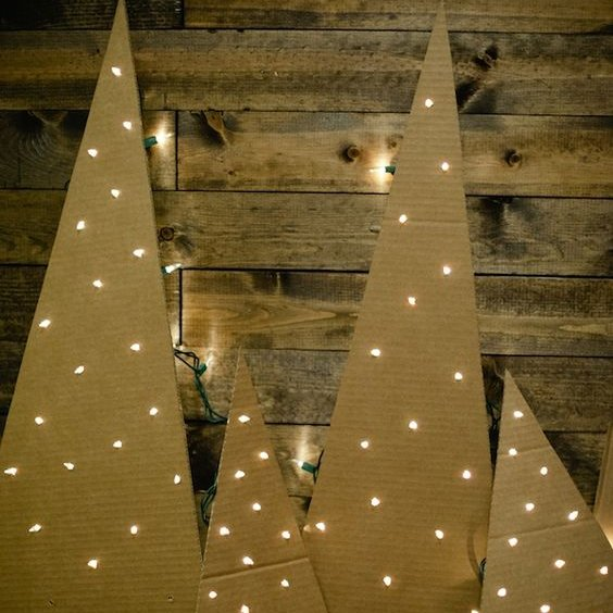Direct Cardboard Box On Twitter Awesome Cardboard Christmas Tree