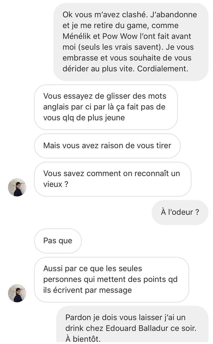 Guillaume ブリツル On Twitter Dit Elle Avec Son Point D