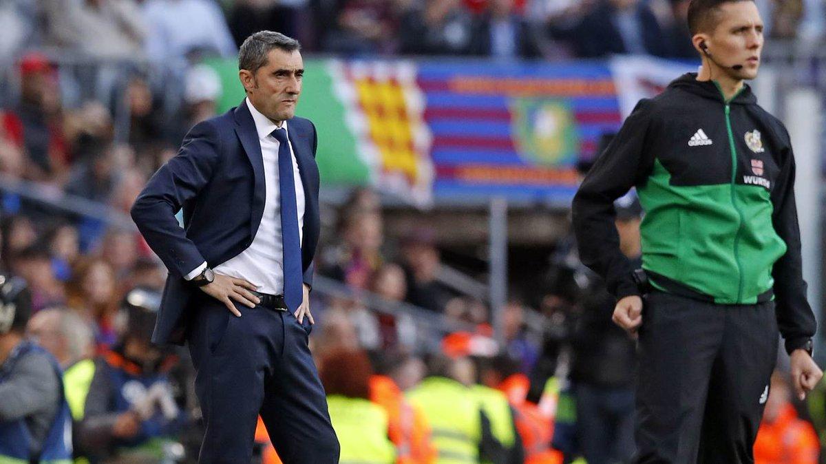 Dtb8jIDXcAAmvvc Valverde habló sobre Dembelé, Coutinho y Aleña - Comunio-Biwenger