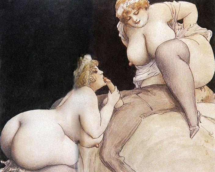 Показывает рисованные порно картинки с толстыми пока стирала белье