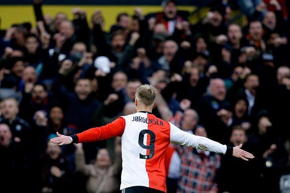 Image result for Feyenoord 2-1 PSV Eindhoven