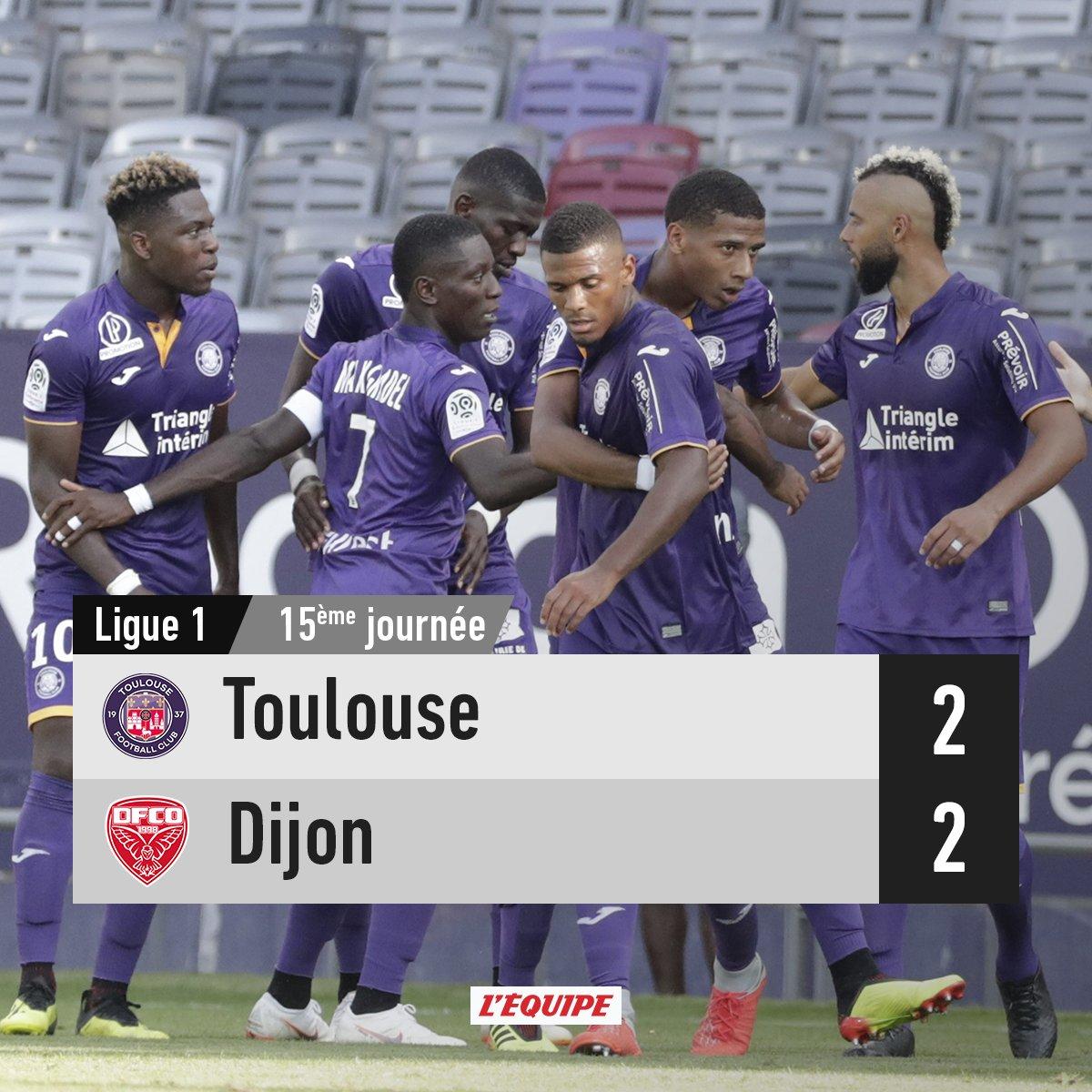 Toulouse Dijon, résumé Toulouse Dijon, buts Toulouse Dijon, video Toulouse Dijon, all goals Toulouse Dijon,
