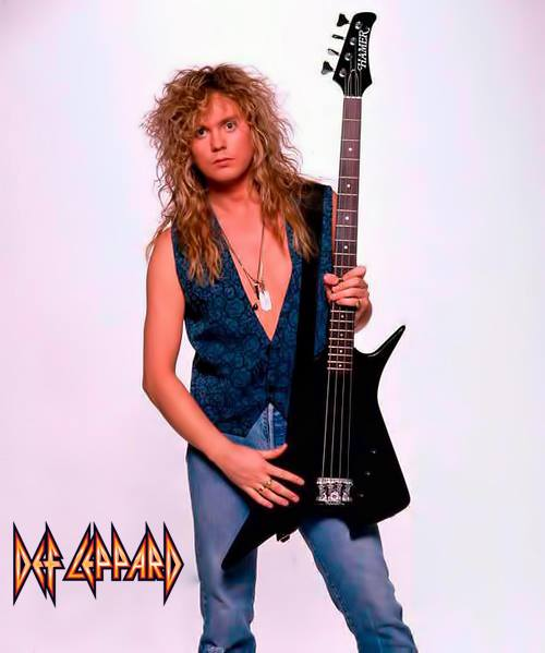 Rock on Rick Savage Happy Birthday!