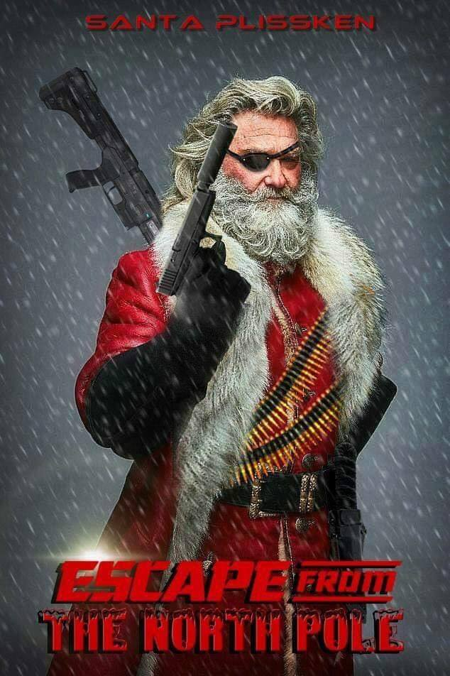 The Christmas Chronicles 2.Bloody Disgusting On Twitter Sequel To The Christmas