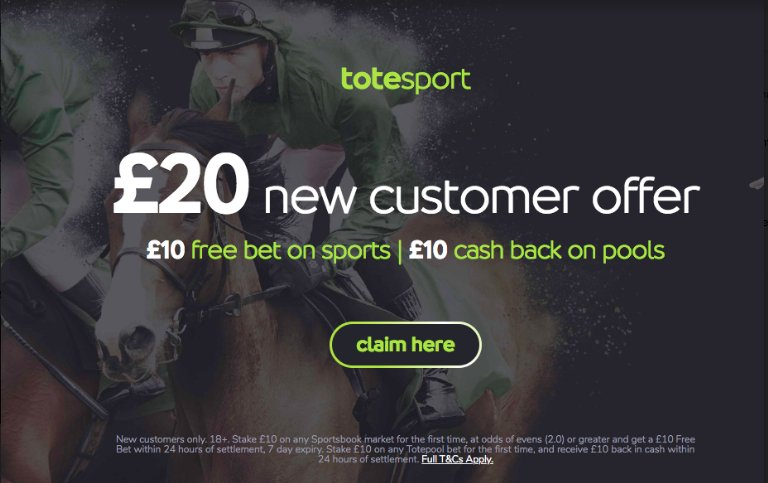 Totesport Betting Bonus