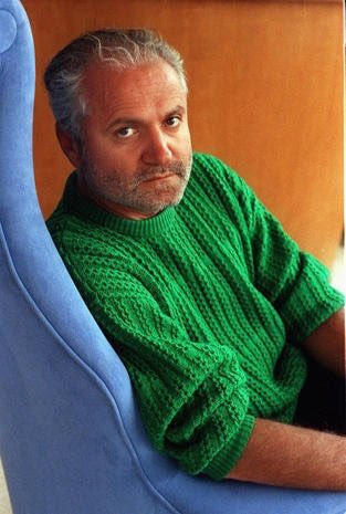 Happy birthday to the greatest Gianni Versace!!! We miss you everyday